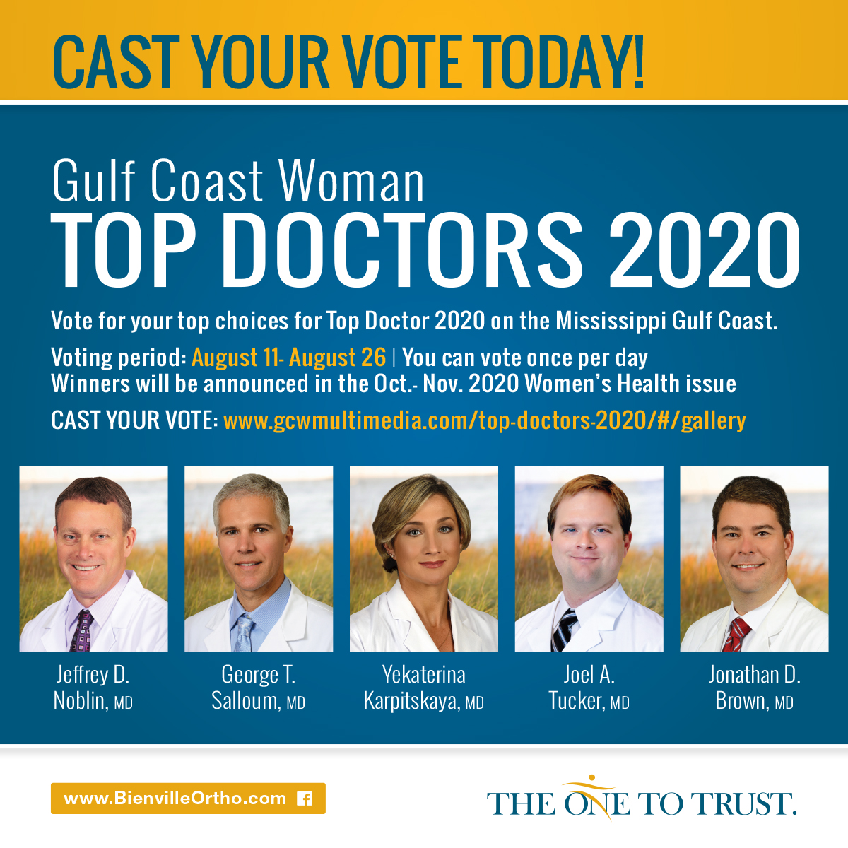Vote for Top Doc 2020