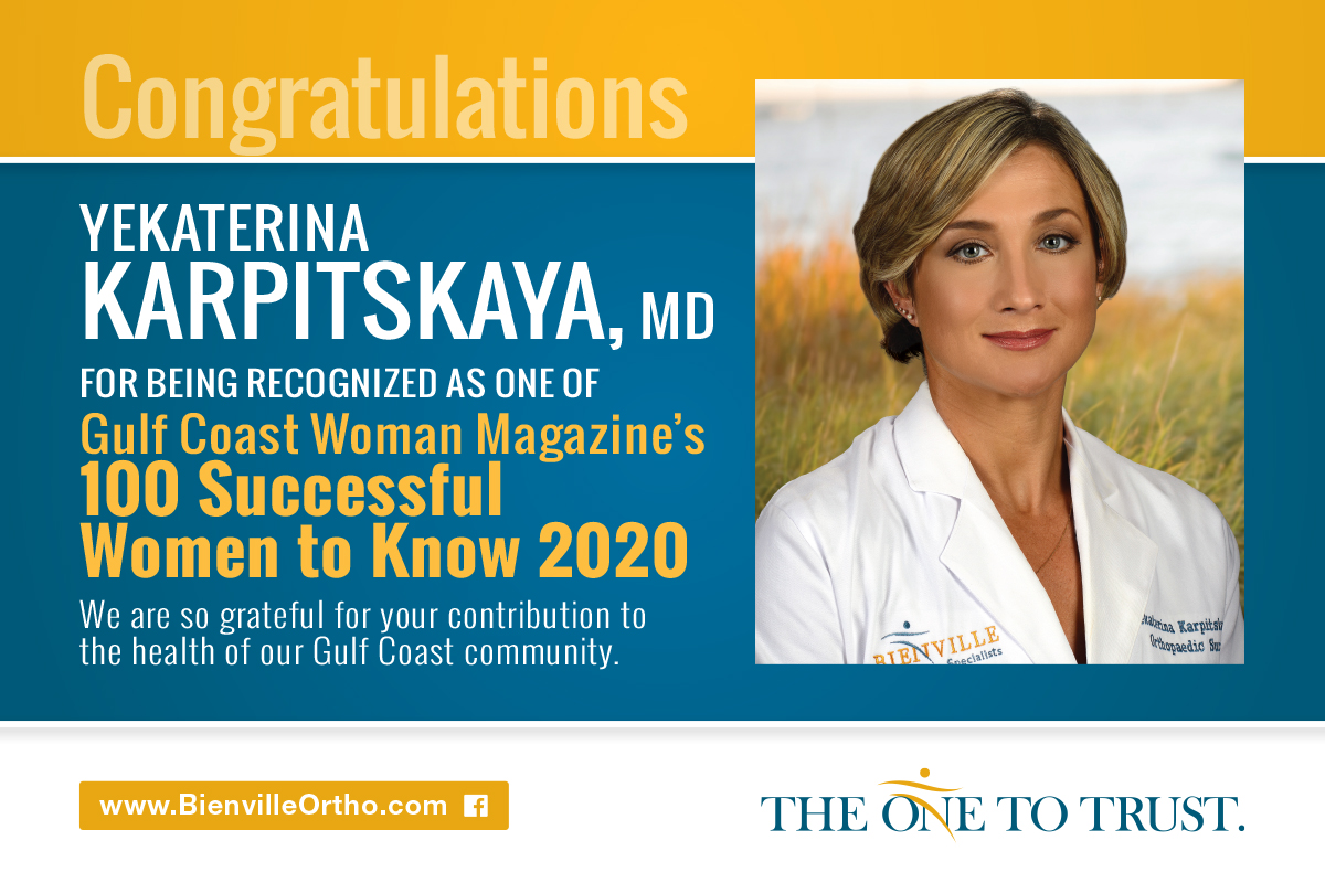 Dr Karpitskaya Top 100 Women