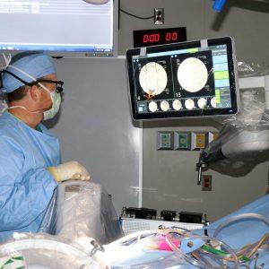 Robotic Navigation Spine Surgery