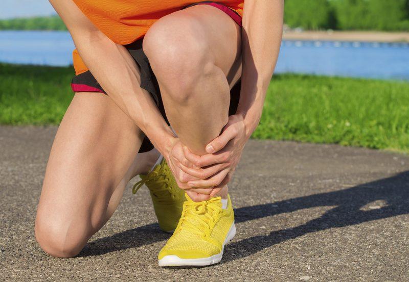 Ankle Inury