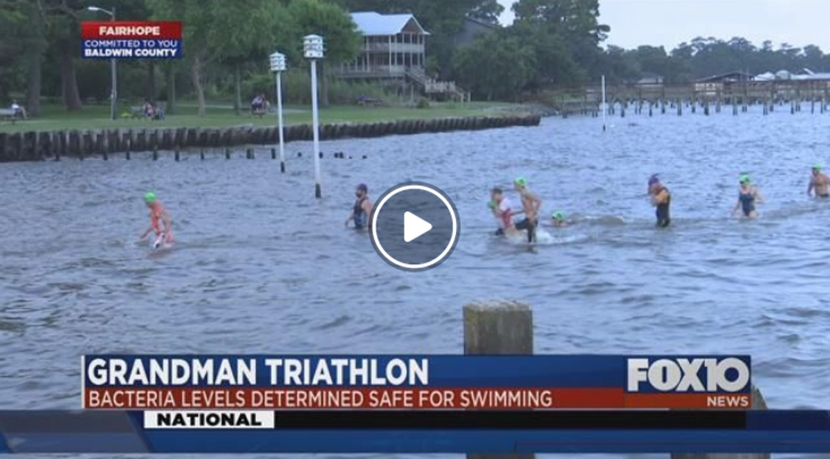 Dr. Yekaterina Karpitskaya wins First Overall Female in 2018 Grandman Triathlon