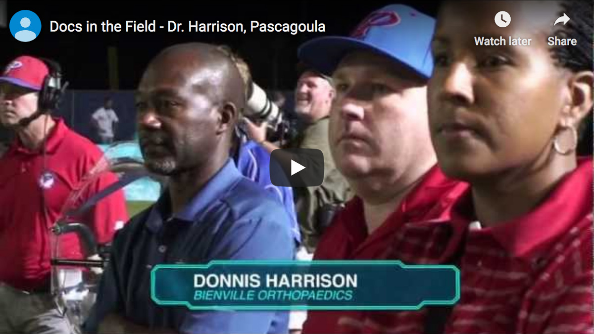 Docs in the Field - Dr. Harrison, Pascagoula