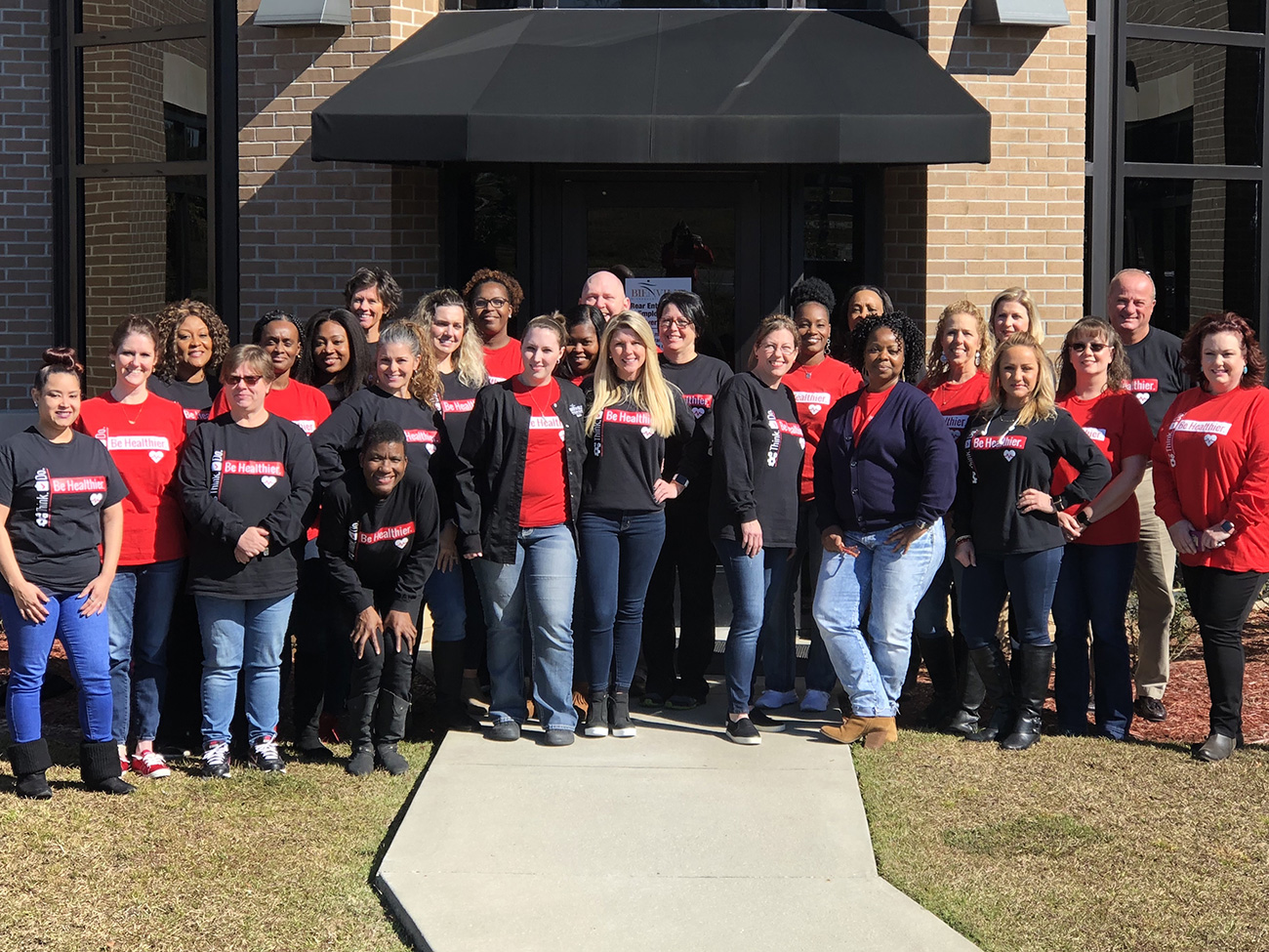 Jackson County American Heart Association Heart Walk