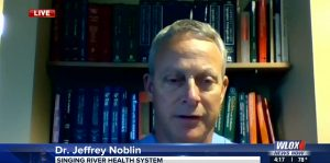 Thursday's COVID-19 FAQs with Dr. Jeffrey Noblin on WLOX