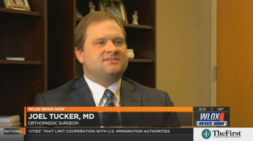 Dr. Joel Tucker Talks About Robotic Surgery